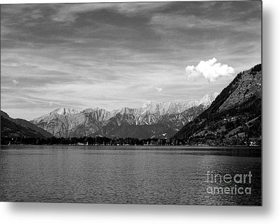 Zell Am See Metal Print