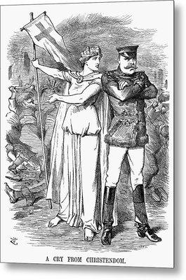 Alexander IIi (1845-1894) Metal Print by Granger