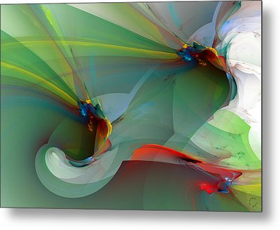 1085 Metal Print by Lar Matre
