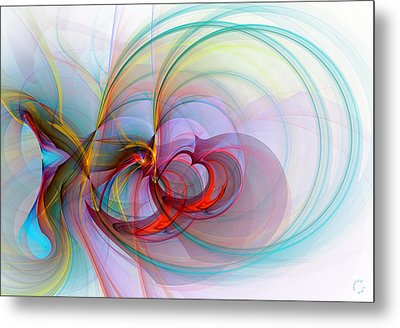 1086 Metal Print by Lar Matre