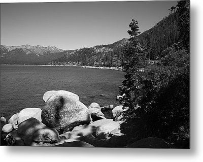 Lake Tahoe Metal Print by Frank Romeo