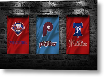 Philadelphia Phillies Metal Print