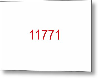 11771 Centre Island New York Metal Print by Chastity Hoff