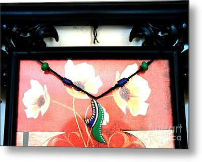 Jewellery Metal Print by 48craft