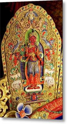 Ladakh, India The Interior Metal Print by Jaina Mishra