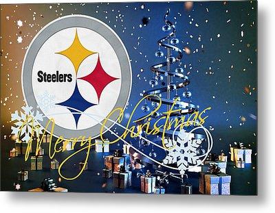 Pittsburgh Steelers Metal Print