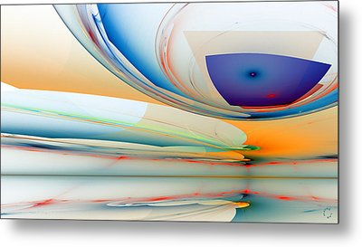 1226 Metal Print by Lar Matre