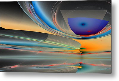 1227 Metal Print by Lar Matre