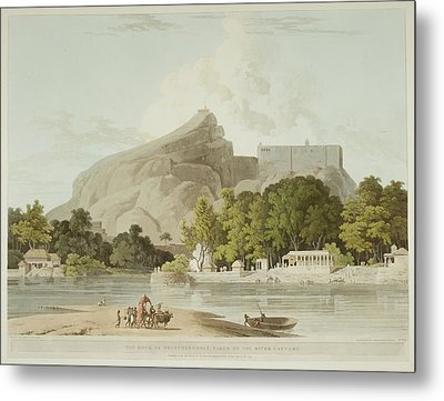 Antiquities Of India Metal Print by British Library