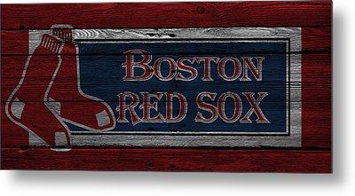 Boston Red Sox Metal Print