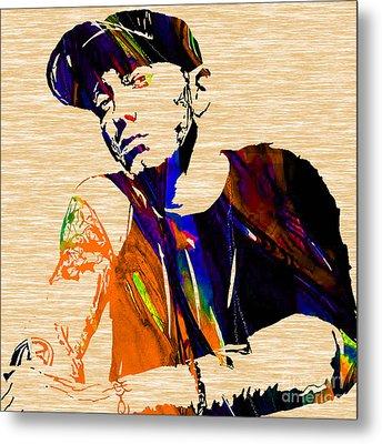 Eminem Collection Metal Print
