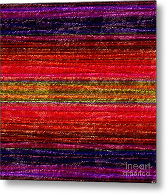 1342 Abstract Thought Metal Print