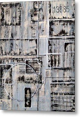 13885 By Elwira Pioro Metal Print by Tom Fedro - Fidostudio
