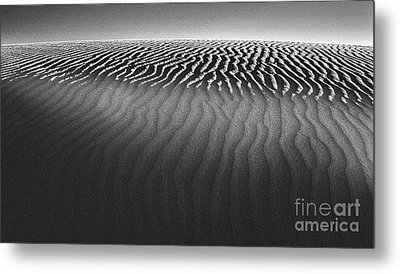 White Sands New Mexico Metal Print by Gregory Dyer