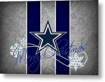 Dallas Cowboys Metal Print