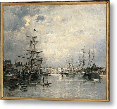 France, Ile De France, Paris, Muse Metal Print by Everett