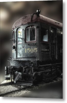 1565 Class B Irm Metal Print by Thomas Woolworth