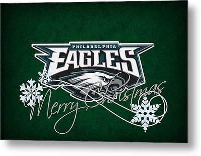 Philadelphia Eagles Metal Print by Joe Hamilton