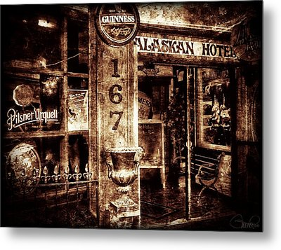167 Metal Print by Sheena Pike