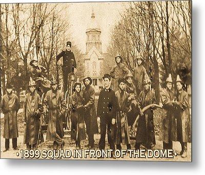 1899 Squad Nd Metal Print