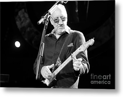 The Who Metal Print by Jenny Potter