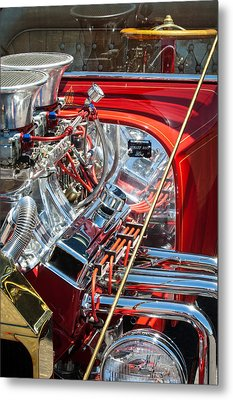 1923 Ford T-bucket Metal Print by Jill Reger