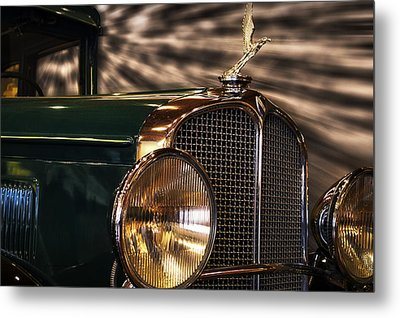 1931 Oakland Sports Coupe Metal Print by Thomas Woolworth