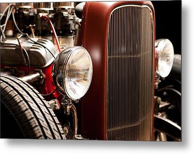 1932 Ford Hotrod Metal Print