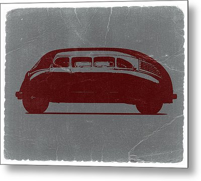 1936 Stout Scarab Metal Print by Naxart Studio