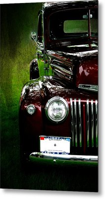 1947 Ford Metal Print by Amanda Struz
