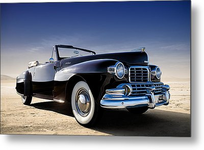 1947 Lincoln Continental Metal Print by Douglas Pittman