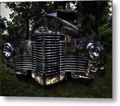 1948 International Truck Metal Print