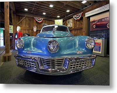1948 Tucker Sedan Metal Print by Jim West