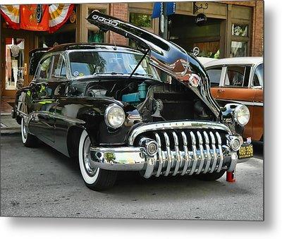 1950 Buick 2 Metal Print