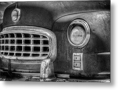 1950 Nash Statesman Metal Print by Scott Norris