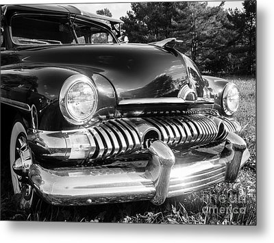 1951 Mercury Coupe - American Graffiti Metal Print