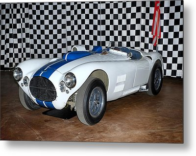 Metal Print featuring the photograph 1952 Cunningham C4r by Boris Mordukhayev