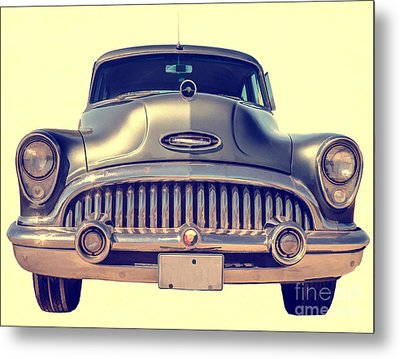 1953 Buick Roadmaster Metal Print by Edward Fielding