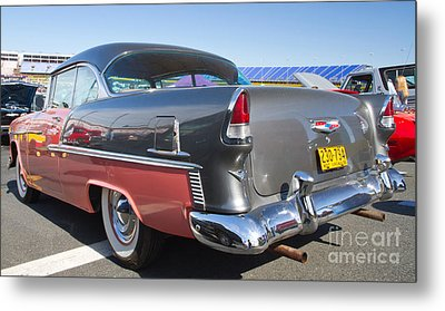 1955 Chevy Bel Air Metal Print