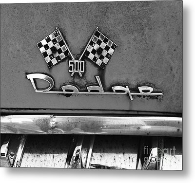 1956 Chevy 500 Series Photo 8 Metal Print