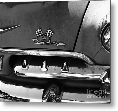 1956 Dodge 500 Series Photo 2 Metal Print
