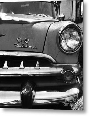 1956 Dodge 500 Series Photo 5 Metal Print