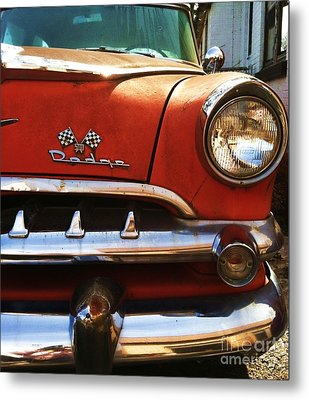 1956 Dodge 500 Series Photo 5b Metal Print
