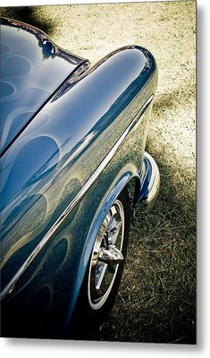 1958 Holden Fc Metal Print by Phil 'motography' Clark