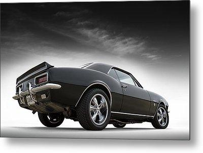1967 Camaro Rs Metal Print by Douglas Pittman