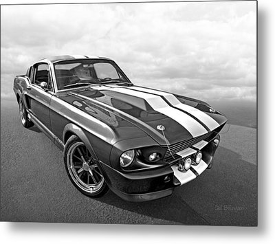1967 Eleanor In The Clouds Metal Print