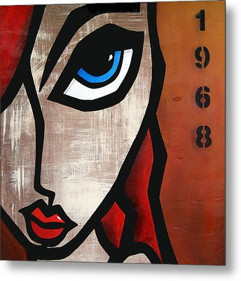 1969 By Fidostudio Metal Print by Tom Fedro - Fidostudio