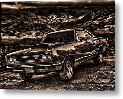 1969 Dodge Super Bee Metal Print by Tim McCullough