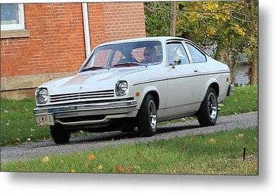 1971 Chevrolet Vega Metal Print