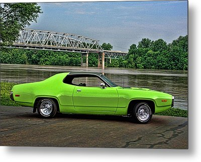 1972 Dodge Metal Print by Tim McCullough